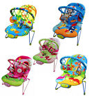 Baby Rocker Bouncer Reclining Chair Soothing Music Vibration Toys 5 Designs