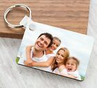 Personalised Fathers Day Gifts Photo Keyring Picture Keychain Dad Daddy Grandad