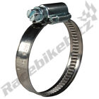 W2 430 Stainless Steel Worm Drive Jubilee Clamps Water Silicone Hose Pipe Clips