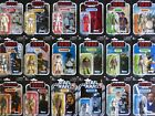 "STAR WARS NEW THE VINTAGE COLLECTION 3.75"" SUPER ARTICULATED FIGURE MOC TVC SAGA"