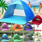 Pop Up Outdoor Automatic Tent Folding Sun Shelter Anti UV Instant Portable Beach