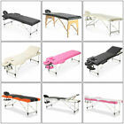 Portable Lightweight Folding Massage Table Bed Couch Beauty Salon Tattoo Therapy