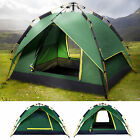 2-3 Man Person Automatic Pop Up Tent Outdoor Hiking Waterproof Camping Fishing