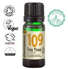 Naissance Organic Australian Tea Tree Essential Oil Aromatherapy Oil 10ml - 50ml