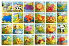 WOODEN 15 CM ANIMAL JIGSAW PUZZLE EARLY LEARNING KIDS EDUCATIONAL TOY NEW