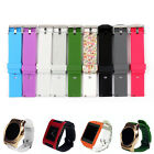 22mm Sport Silicone Watch Band Strap For Pebble Time/Steel Smart Watch