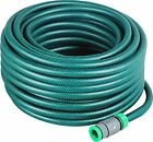 Garden Water Watering Hose Pipe Kit Set with Connectors 15m / 25m New