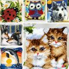 Latch Hook Rug Making kits for Beginners Adults Embroidery Animals Cushion Cover