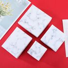 Marble Jewellery Box Ring Necklace Bracelet Earrings Small Gift Box