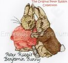 THE ORIGINAL PETER RABBIT COLLECTION - MACHINE EMBROIDERY DESIGNS ON CD OR USB