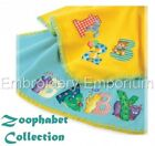 ZOOPHABET COLLECTION - MACHINE EMBROIDERY DESIGNS ON CD OR USB