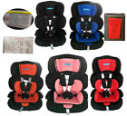 Baby Zone Young Sport Child Baby Car Seat 9 M~12 Yrs Booster Group 1/2/3
