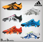 Adidas X 15.3 FG/AG Junior Girls Boys Football Boots Size UK 10 13 13.5 1 5 5.5