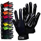 Full Force Titanium Lite Football Receiver Gloves in different colours