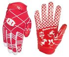 Seibertron Children Junior Teenager Boy American Football Gloves Rugby Gloves