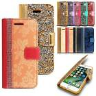 Leather Magnetic Flip Case Cover Wallet For iPhone X 8 7 6 Plus 5 SE Samsung S8+