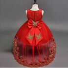 New Kids Wedding Pageant Bridesmaid Party Birthday Dance Flower Girl Dresses