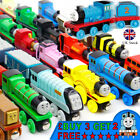 the Tank Engine Tender Wooden Magnetic THOMAS Railway Train Toys car Kids Gifts