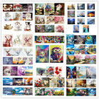 Large Canvas DIY Digital Oil Painting Kit Paint by Numbers Home Office Decor UK