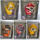 NFL American Football Team Logo In Glove Figure