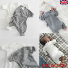 Infant Baby Boys Unisex 3D Wings Bodysuit Romper Girls Jumpsuit Playsuit Clothes