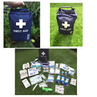 200 Piece Emergency First Aid Kit Trauma Medical Bag Compact Home Car Taxi UK