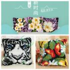 Animals Cushion Cover Latch Hook Rug Making kits for Adults Beginners Embroidery