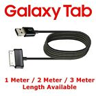 """1M/2M/3M USB Data Lead Cable Charger Samsung Galaxy TAB 2 Tablet 7"""" 8.9"""" 10.1"""""""