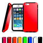Shockproof Rugged Hybrid Rubber TPU  Case Cover For iPhone 4/5/6 & Samsung S5/S6