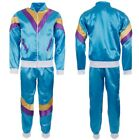 MENS 1980s SCOUSER SHELL SUIT FANCY DRESS COSTUME JIMMY TRACKSUIT STAG DO