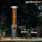 Garden Glow 15KW Gas Patio Heater Freestanding Heating Outdoor Flame Fire Tower