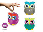 OWL SMART PIGGY BANK DIGITAL AUTOMATIC COUNTING COIN BANK MONEY JAR BOX Gift
