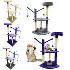 90cm Cat Tree Scratching Post Gym House 3 Colors Scratcher Play Poles Furniture