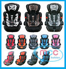 Mcc® 3 in 1 Baby Child Car Safety Booster Seat For Group 1/2/3 9-36kg ECE R44/04