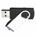 1GB 2GB 4GB 8GB GB USB 2.0 Swivel Flash Memory Stick Pen Drive Thumb Disk 128MB