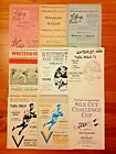 Whitehaven Rugby League Programmes 1959 - 2008