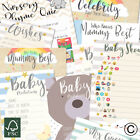 Baby Shower Games Prediction Cards Advice Who knows Mum Charades Mum s Tum Game