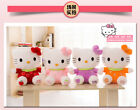 2018 New 6 Color Hello Kitty Plush Soft Toys 8   Stuffed Doll Kid Gifts 20 CM