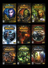 World of Warcraft Box Art - High Quality Posters/Prints - A3 (420x297mm)
