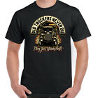 Old Truckers Never Die Mens Funny Lorry Driver T-Shirt Van Lorry Arctic Delivery