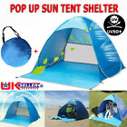 INFANT 50+ UV / UPF Pop Up Beach Garden Tent Beach Shade Sun Shelter Protection