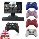 Wireless Game Controller Gamepad Joystick +Receiver For Microsoft Xbox 360 PC UK