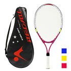 Childrens Kids Metal Junior Tennis Set 1 Racket Raquets  Outdoor Playset