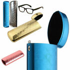 Hard Metal Aluminum Glasses Case Spectacle Box Storage Eyeglasses Case Protector