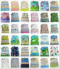 Nursery Baby Duvet Cover Pillowcase for Cot -Girls and Boys Bedding Set 90 x 120