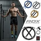 RDX Skipping Speed Rope Fitness Exercise Jumping Steel Cable Running Boxing C3