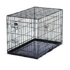 DOG CAGE PUPPY TRAINING CRATE PET CARRIER - SMALL MEDIUM LARGE XL XXL CAGES