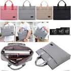 """13 14 15.6"""" inch Laptop Notebook Sleeve Bag Cover Case For Apple MacBook Air Pro"""