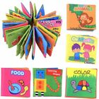 Soft Infant Gift 0-3 Years Newborn Educational Baby Toys Fabric Cloth Books
