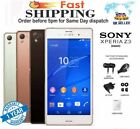 Sony Xperia Z3 D6603 Unlocked 16GB 20.7MP Android Smartphone various Colour